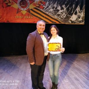10 апреля в г. Чадыр-Лунга состоялся конкурс военно-патриотической песни «Вера. Надежда. Любовь – Виктория — 74»