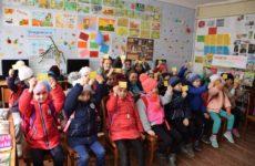 «Неделя деткой книги» в сельской библиотеке с.Копчак