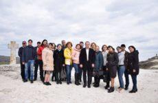 29 марта, в рамках проекта в сфере сельского туризма, примэрия организовала поездку в Старый Орхей