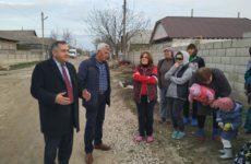 9 апреля состоялась встреча примара с. Копчак с жителями улицы Мира и Б. Янакогло