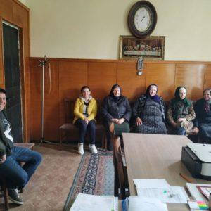 13 апреля состоялось заседание уличного комитета ул. Пушкина и переулка ул. Димитрова по вопросу строительства улиц