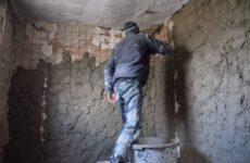Строительство туалетов в лицеях с. Копчак