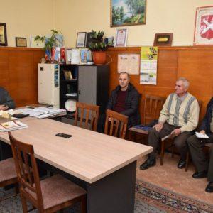 Заседание оргкомитета по вопросу организации и участия в праздновании гагаузского национального праздника «Хедерлез»