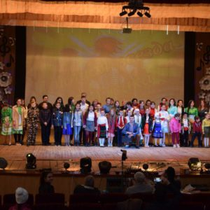 20 апреля в с. Копчак завершился вокальный конкурс «Поющая звезда Буджака»
