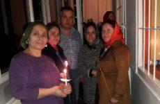 Жители Копчака и Гагаузии, работающие в Турции встретили праздник Святой Пасхи в церкви Святого Пантелеймона в Константинополе