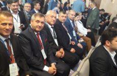 Олег Гаризан принял участие в конгрессе союза муниципалитетов тюркского мира в составе гагаузской делегации