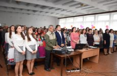 4 мая в ТЛ им. С.И. Барановского прошел вечер встречи выпускников
