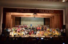 12 мая в с. Копчак состоялся пасхальный концерт «Ana topraan yaş dökmesi»
