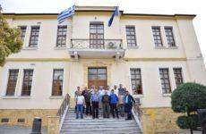 Делегация из Гагаузии посетила гагаузский город Новая Зихна в Греции