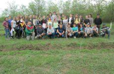 18 мая примэрией села Копчак был объявлен субботник по санитарной очистке села.