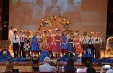 30 мая в детских садах с.Копчак прошел выпускной