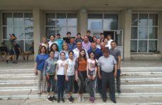 Делегеция с.Копчак выехали в Болгарию на международный фестиваль