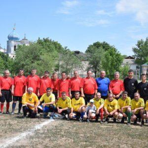 2 июня состоялся XV турнир по футболу памяти Г.Г. Малачлы и ветеранов футбола