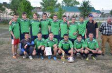 Футбольная команда с.Копчак вышла в финал Чемпионата Гагаузии