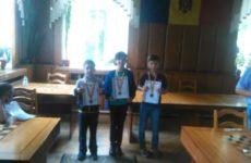 Учащиеся ДЮСШ с.Копчак заняли 7 призовых мест на детском чемпионате по шашкам в г.Кишинев