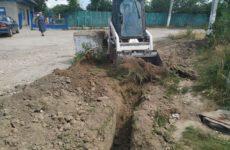 Проведение водопровода по ул. Б. Главана