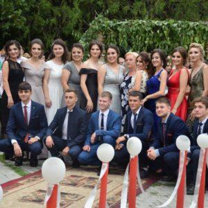 24 июня в лицеях имени С. Барановского и Б. Янакогло состоялись выпускные вечера