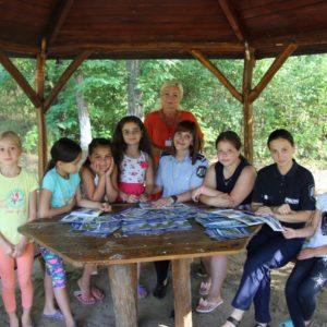 В детском оздоровительном лагере «Сокол» дети активно демонстрируют свои таланты в различных викторинах и конкурсах