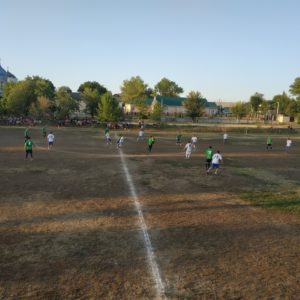 28.07 в рамках чемпионата по футболу прошёл матч между командами с. Копчак и г. Комрат
