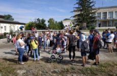 В детском оздоровительном лагере «Сокол» стартовала первая смена отдыха для детей