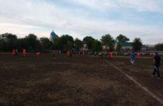 В воскресенье, 14 июля в Копчаке состоялся футбольный матч между командами из с. Копчак и с. Томай