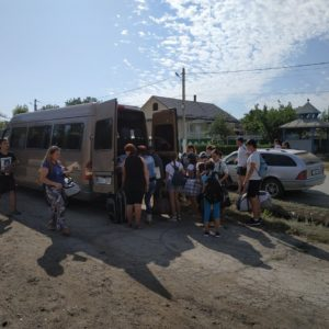 29 июля, стартовала 2-ая смена в детском оздоровительном лагере «Сокол»