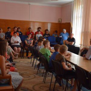 Юные борцы ДЮСШ с. Копчак выехали на сборы в Турцию, в г. Ялова