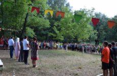 В четверг, 18-го июля прошло открытие первой смены оздоровительного лагеря «Сокол»