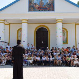 5 июля прошел концерт, организованный Свято-Успенской церковью с.Копчак