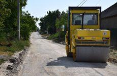 Завершилось строительство дороги улицы Павлова в белом варианте
