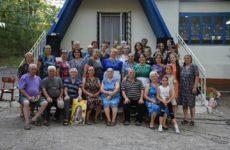 В лагере «Сокол» с 12 по 17 августа организована смена отдыха для пенсионеров села