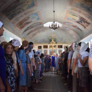 28 августа Копчак отметил свой храмовый праздник
