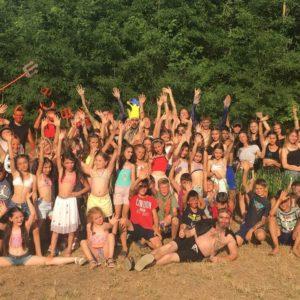 8 августа в детском оздоровительном лагере «Сокол» прошло торжественное закрытие сезона отдыха