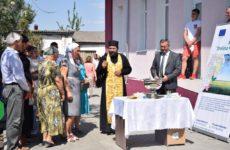 В Копчаке официально открыли двери «Центра спокойной старости»