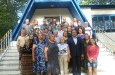 В лагере «Сокол» завершилась смена отдыха для пенсионеров села