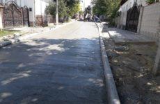 Завершается ремонт улицы Щусева в бетонном покрытии