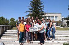 Отличники лицеев находившиеся с туристическим визитом в Турции вернулись в Копчак