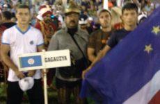 3 сентября группа борцов из Копчака вернулась с соревнований из Турции города Хатай