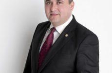 Олег Гаризан официально вступил в должность примара Копчака