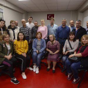 Специалисты примэрии во главе с примаром посещают Турцию с рабочим визитом