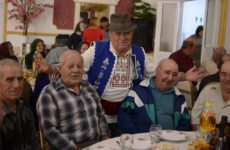 1 октября в Международный День Пожилых людей, состоялся торжественный ужин в честь наших уважаемых односельчан старшего поколения.