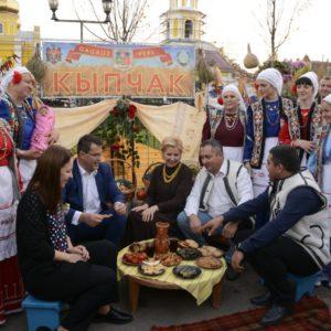 Примэрия Копчака представила подворье на Фестивале вина Гагаузии «Gagauz şarap yortusu 2019»