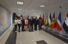 Олег Гаризан встретился с мэром претуры города Сельчуклу в рамках рабочего визита в Турцию