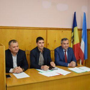 (ВИДЕО) В селе Копчак состоялось первое организационное заседание местного совета