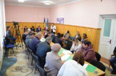 В Копчаке избрано руководство местного совета на первом организационном заседании