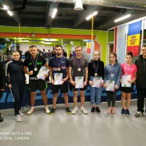Теннисисты Копчака заняли призовые места на чемпионате Гагаузии по настольному теннису, в Комрате