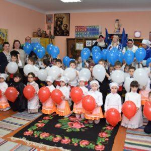 """20 декабря в честь 25-ой годовщины, со дня образования АТО Гагаузия, детский сад №2 """"Буратино"""" отметил праздник концертом"""