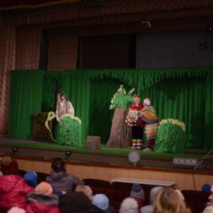 12 декабря, в Доме Культуры села Копчак выступили актёры театральной труппы им. «Д. Танасогло»