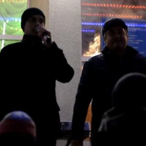 (ВИДЕО) Поздравление примара и председателя местного совета с Новым 2020-м годом