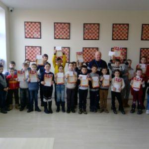 26 января в г. Чадыр-Лунга прошёл районный Чемпионат по шашкам